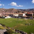 Panorama, Cusco, Peru — Stock Photo