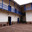 Stock Photo: House in Cusco, Peru