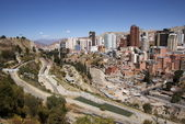La Paz, Bolivia — Stock Photo