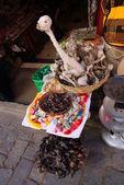 女巫市场,拉巴斯 — 图库照片