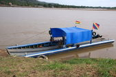 Beni river, Rurrenabaque, Bolivia — Stockfoto