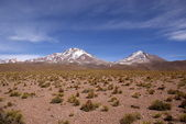 Eduardo Avaroa Andean Fauna National Reserve, Bolivia — Stock Photo