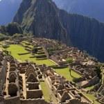 Machu Picchu — Stock Photo #7843454