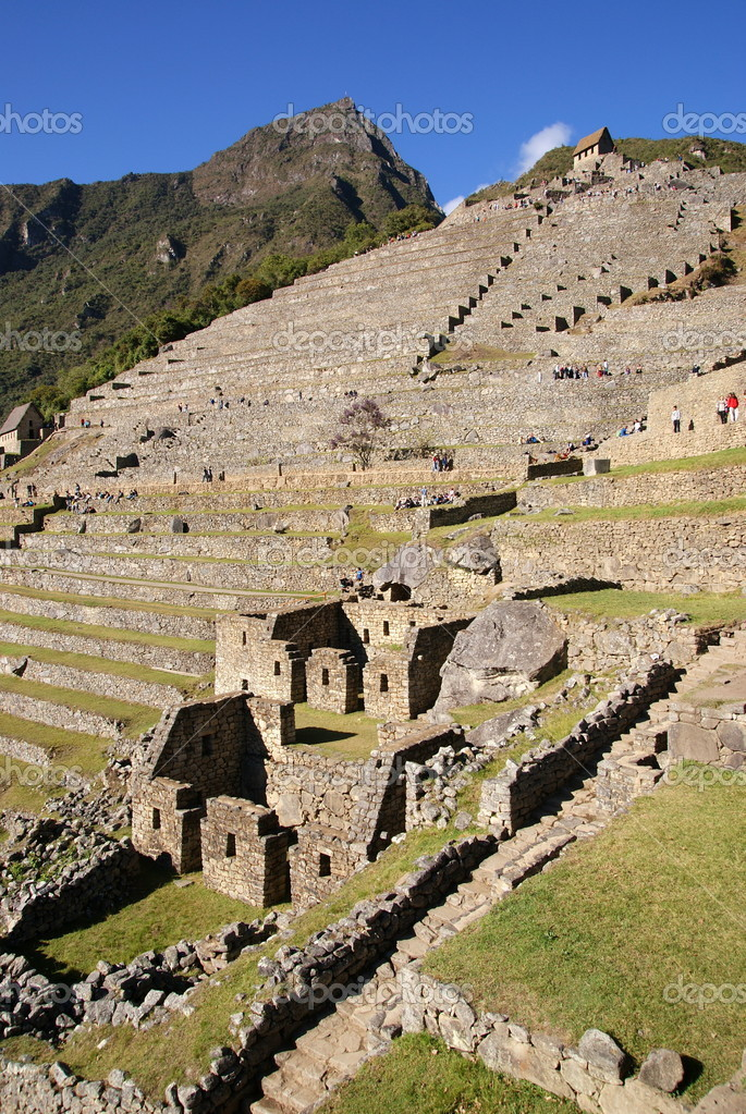 Machu Picchu — Stock Photo #7843774