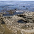 Stock Photo: Tide Pools in Point Loma