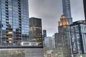 Hdr z chicaga — Stock fotografie