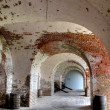 Stock Photo: Fort Pulaski in Georgia