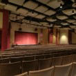 Stock Photo: HDR of Auditorium