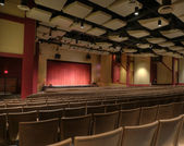 HDR of Auditorium — Stock Photo