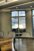 HDR of Office Building — Photo