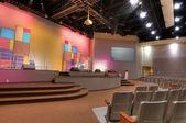 Hdr i kyrkan — Stockfoto