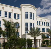 Office Building in Florida — Foto Stock