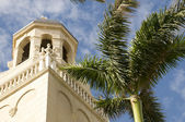 Spanish Style Church Detail — Stock Photo