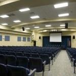 Auditorium at Middle School — Stock Photo #7230976