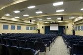 Auditorium at Middle School — Stock Photo