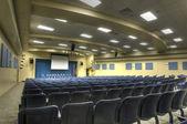 Interior of Auditorium — Stock Photo