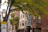 Neighborhood in Beacon Hill — Stock Photo
