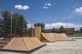 Skate Park in Belle Fourche — Stock Photo