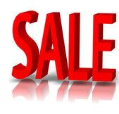 Sale word — Stock Photo