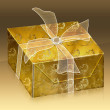 Gift box — Stock Photo #7776298