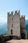 Ancient castle of Arco / Italy — Stock Photo