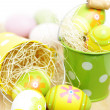 easter eggs — Stock Photo #7112789