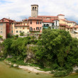 Medieval town Cividale del Friuli - Stock Photo