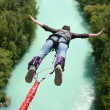 Bungee jumping — Stock Photo #7116492