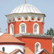 Stock Photo: Serbian Orthodox Monastery Zica