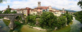 Medieval town Cividale del Friuli — Stock Photo