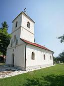Serbian orthodox church — Stock Photo