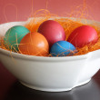 Painted Easter eggs — Stock Photo #7370440