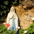 Stock Photo: Statue of Virgin Mary
