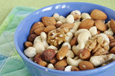 Nut mixture — Stock Photo