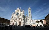 Catedral de siena santa maria — Foto de Stock