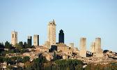 San gimignano, toscana — Fotografia Stock