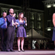 "Stock Photo: Swingle Singers at ""Trieste Loves Jazz 2009"""