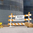 Road Closed — Stock Photo #7105681