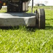Stock Photo: Mow Ground Level Touch Up
