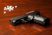 拳銃の丸薬 — ストック写真