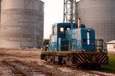 Train Silos — Stock Photo