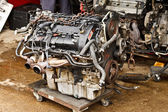 Engine Loose — Stock Photo