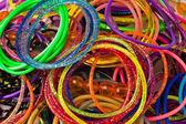 Bracelets Pile — Stock Photo