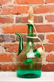 Wine Jug Close — Stock Photo