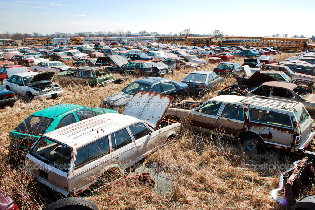 salvage yards in the usa autos post