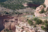 Rimrock Drive in Colorado National Monument — Stock Photo