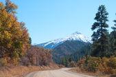 Kebler pass road — Stok fotoğraf