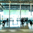 Suvarnabhumi International Airport - Stock Photo