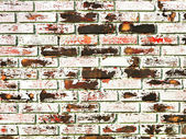Vintage brick texture — Stock Photo