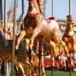 Vintage merry go round — Stock Photo #7106314